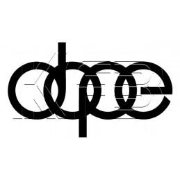 Sticker dope Audi